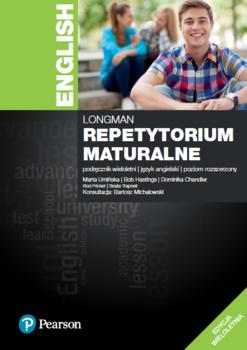 Unikalne Longman Repetytorium maturalne - poziom rozszerzony NG13