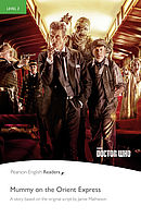 Doctor Who: Mummy in the Orient Express plus MP3 CD