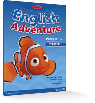 New English Adventure Starter