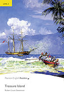Treasure Island plus MP3 CD