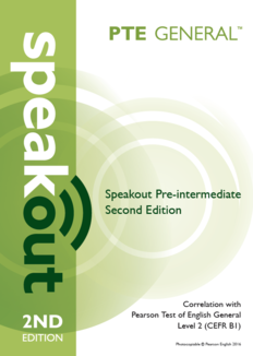 Speakout Pre-Intermediate 2nd Edition